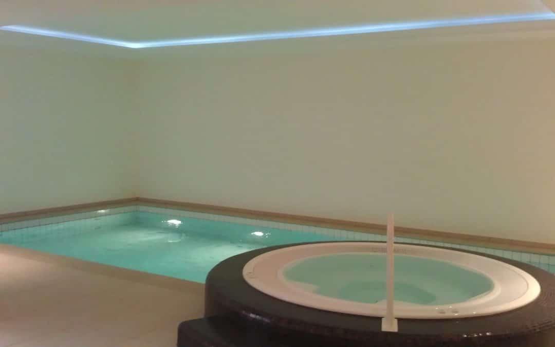 Zwembad & whirlpool combinatie, Den Haag