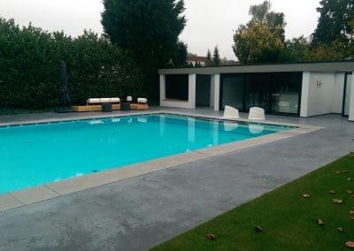 zwembad bouwer zwembad in tuin